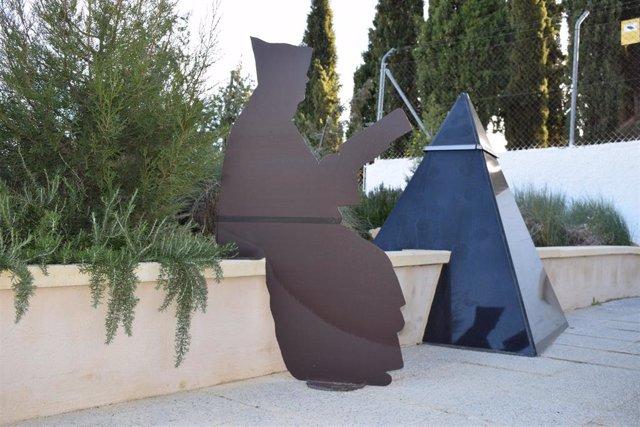 Escultura de los Hermanos Fossores