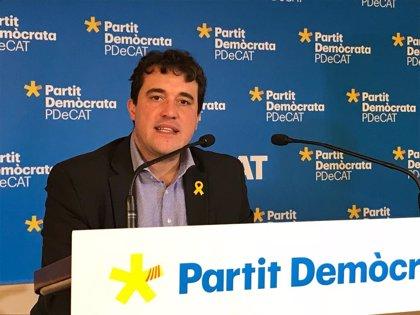 El PDeCAT no se sent pressionat per un possible avanç electoral al 14 d'abril