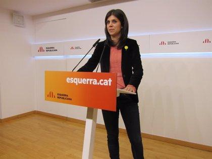 """ERC reclama a Sánchez acceptar un diàleg sense renúncies després del """"fracàs"""" de la manifestació"""