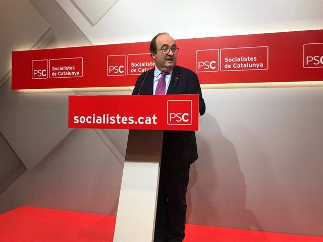 Miquel Iceta, ERC