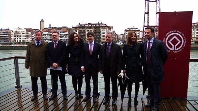 Urkullu destaca la capacidad de sociedad vasca para