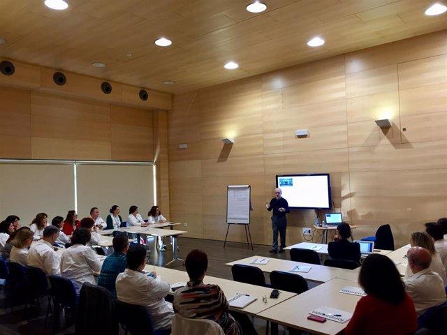 Nota Prensa Ags Serrania Malaga Actividad Formativa Innovacion Gestion Clinica