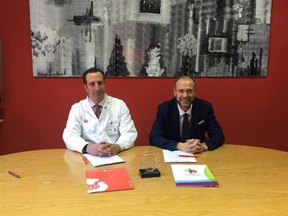 Instituto San José y la Fundación Humans acuerdan medir y mejorar la atención sociosanitaria de sus pacientes