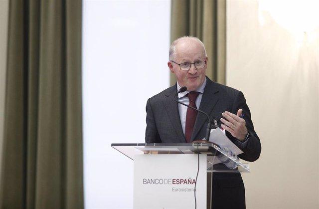 Jornadas sobre el sector bancario del Banco de España y el European Money and Fi