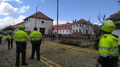 La Fiscalía colombiana identifica al miembro del ELN que llevó a Bogotá la furgoneta del atentado