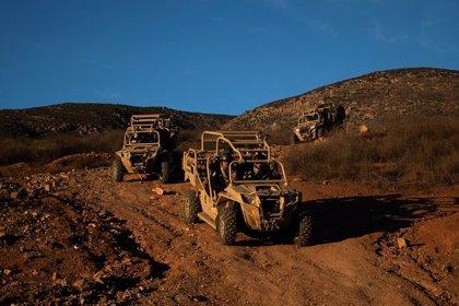 California retira de la frontera con México a 360 miembros de la Guardia Nacional pese a la alarma que agita Trump