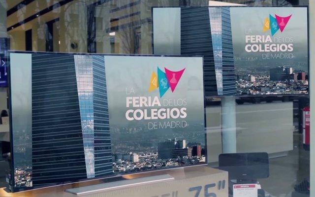 Feria de los Colegios de Madrid