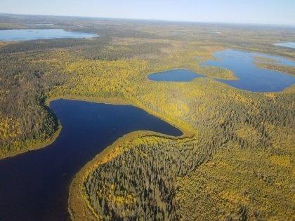 Muchos lagos árticos emiten menos carbono del esperado