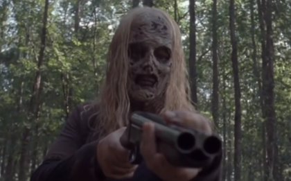 The Walking Dead: Quién es Alpha y su conexión con Negan en los cómics