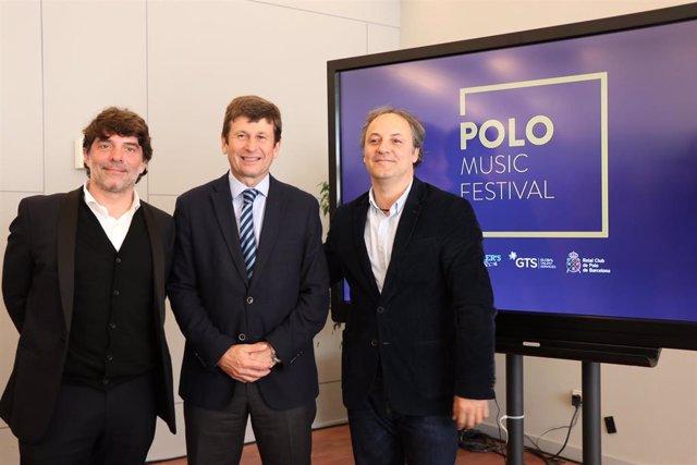 Nace El Polo Music Festival, Con Jason Derulo, Luz Casal, Miguel Poveda Y David