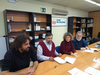 Unió de Pagesos i els micropobles donaran a conèixer conjuntament les immatriculacions de l'Església