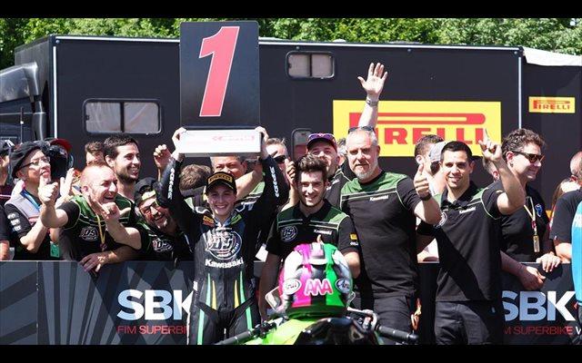 Ana Carrasco: 'Espero intentar ser la primera mujer en ganar un título de MotoGP'