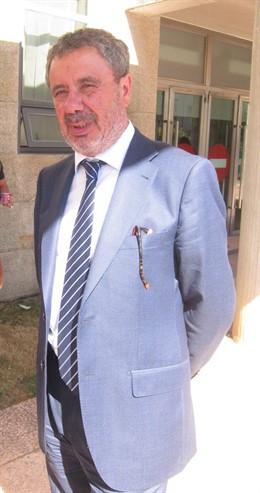 Manuel Prieto, abogado del maquinista del Alvia que descarriló en Angrois