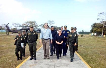 """El embajador de EEUU en Colombia tilda de """"nefasta"""" la presencia de Rusia y China en Latinoamérica"""
