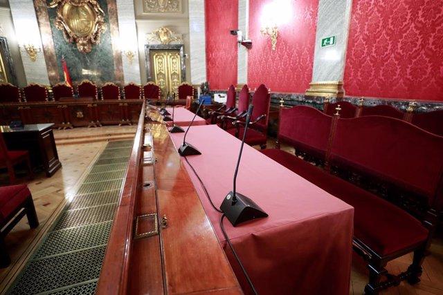 El judici del procés arrencarà el dimarts 12 de febrer en el Tribunal Suprem
