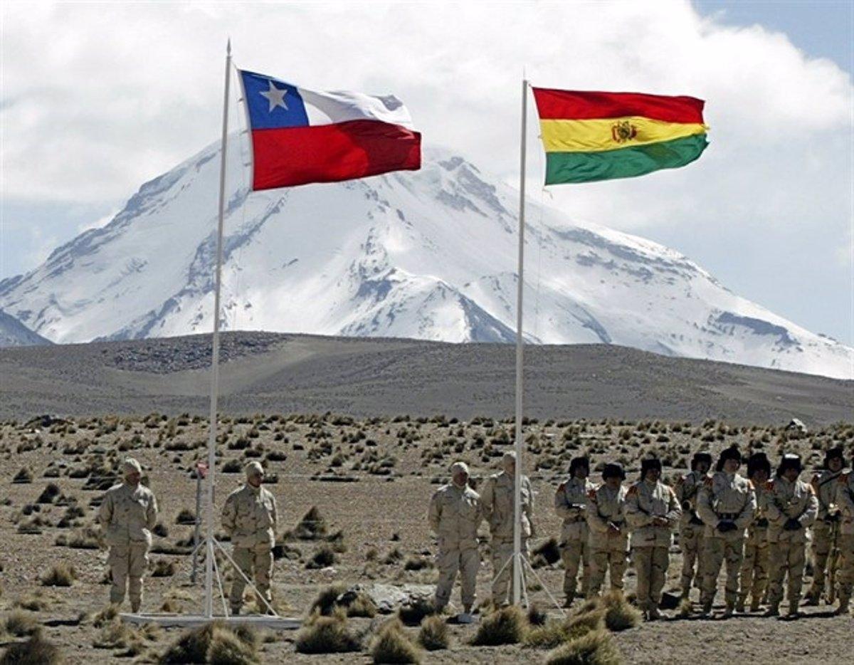 La Guerra Del Pacifico Origen De Un Problema Territorial Entre Bolivia Y Chile Aun Sin Resolver