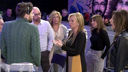 Belén Esteban afirma que la ex de Jesulín trabaja en 'El Programa de Ana Rosa'