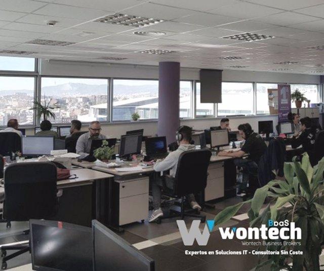 Wontech, consultora tecnológica sin coste para empresas líder en Europa
