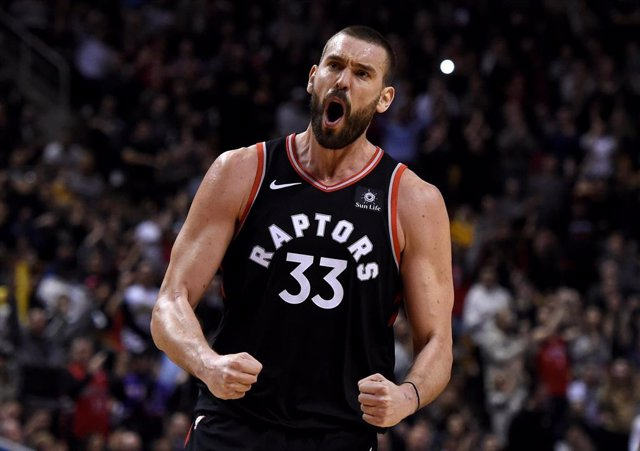 Marc Gasol (Toronto Raptors)