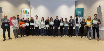Nestlé premia a universitarios por sus iniciativas comunicativas de compromiso medioambiental