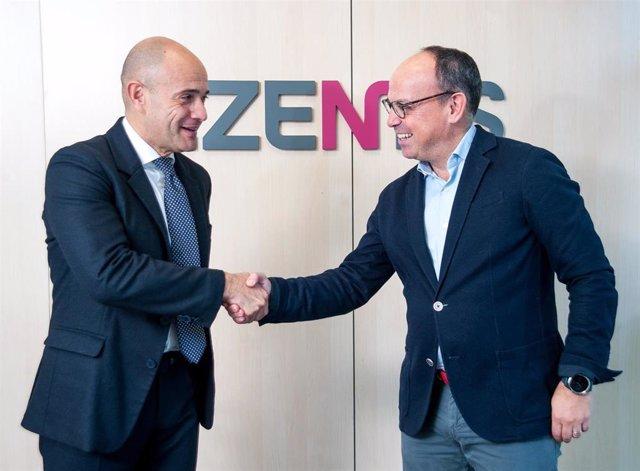 Ezentis firma un acuerdo con Oracle para la transformación digital de sus operac