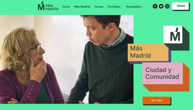 Más Madrid multiplica seguidores con la llegada de Errejón