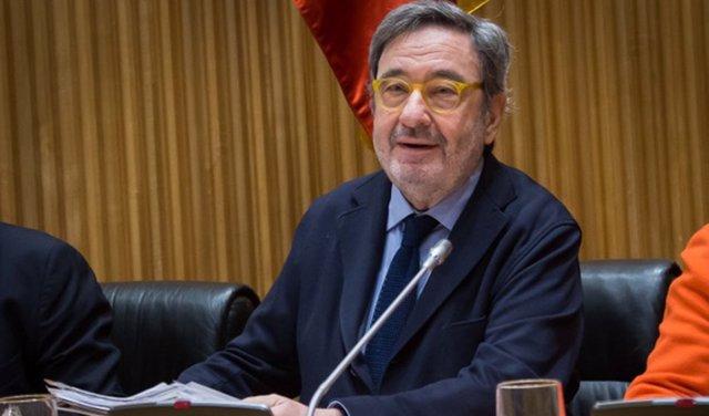 El expresidente de Caixa Catalunya Narcís Serra