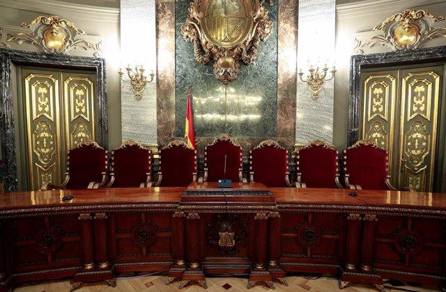 El judici del procés començarà el dimarts 12 de febrer al Tribunal Suprem