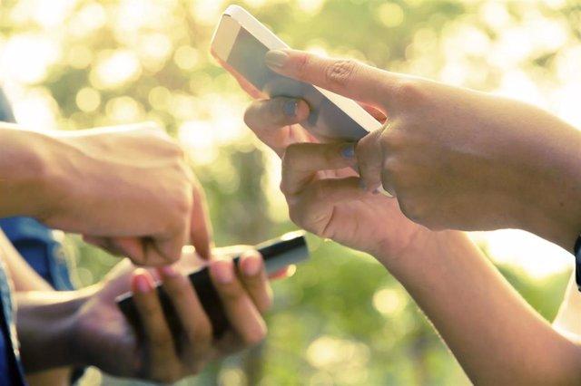 La dependencia del móvil