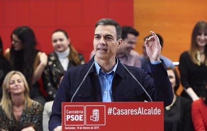 Sánchez crida l'Espanya moderada a fer un pas endavant enfront de la confrontació de les dretes i els separatistes