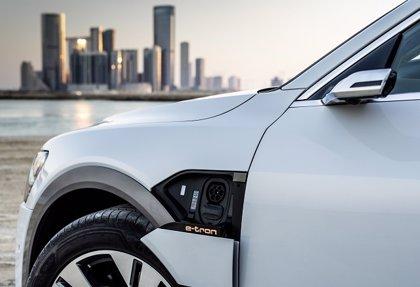 Audi prueba la integración de los coches eléctricos en el hogar inteligente en su planta de Bruselas
