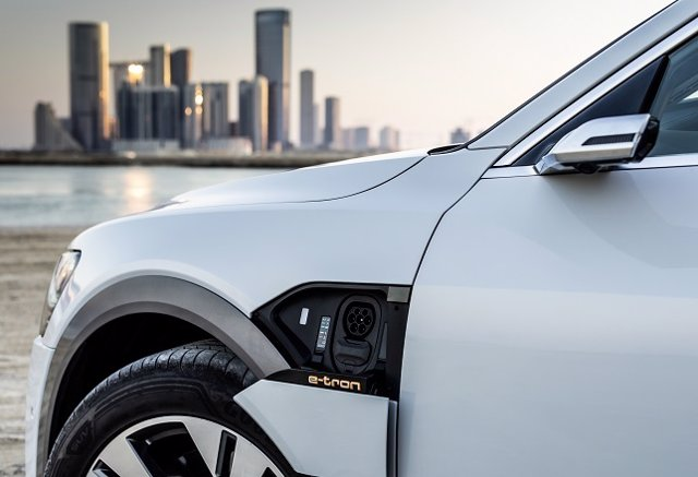 Audi promociona el estandar EEBUS