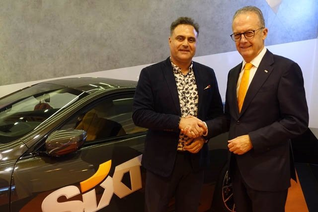 Sixt Rent a Car, nuevo patrocinador de Forum Business Travel