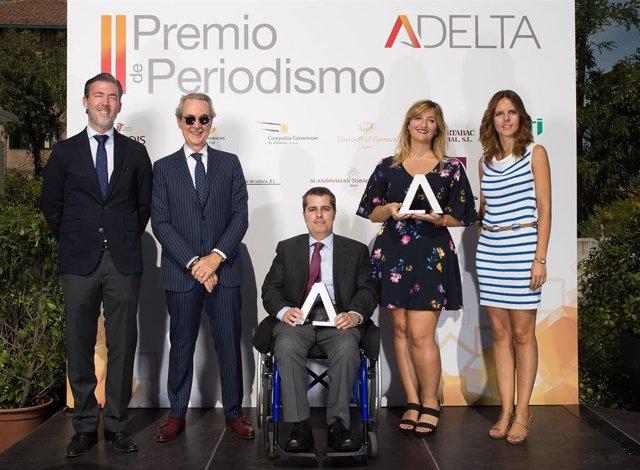 Premio Periodismo Adelta