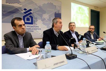 El preu mitjà dels habitatges nous a comarques gironines puja un 10% i ja supera els 380.000 euros