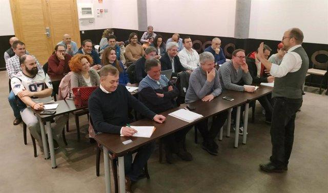 Reunión de coordinadores de Ciudadanos en la provincia de Ciudad Real