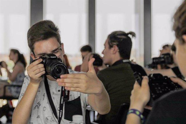 Programa Young People Programme de Canon