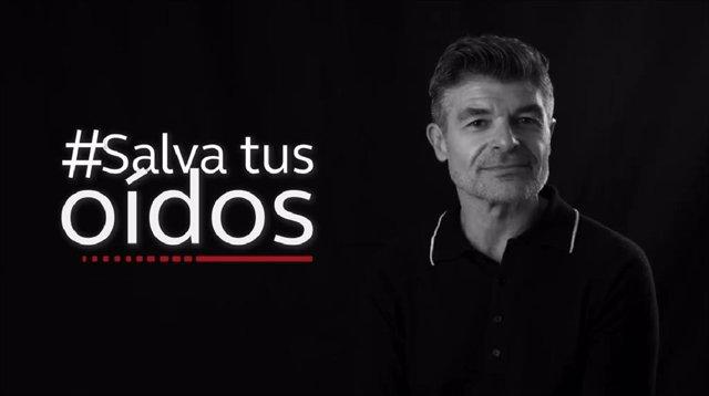 Campaña '#SalvaTusOídos', impulsada por el guitarrista de Sôber, Jorge Escobedo