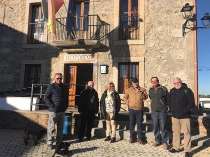 Cinco pueblos españoles con menos de cien habitantes se unen en una red internacional para atraer turismo