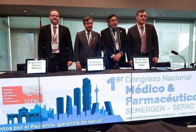 'Congreso Nacional Médico Y Farmacéutico'