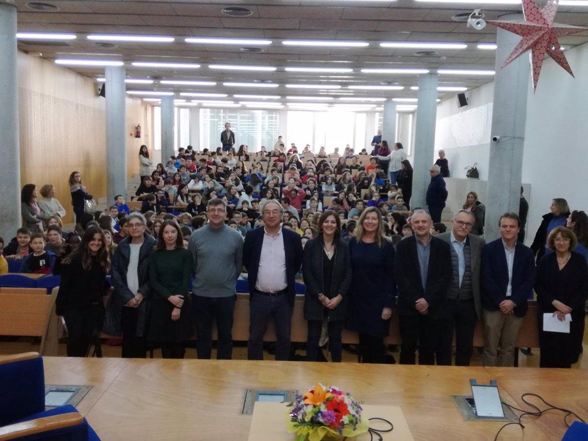 Cerca de 45 científicas de Baleares dan a conocer la tarea investigadora de las mujeres en 55 centros educativos
