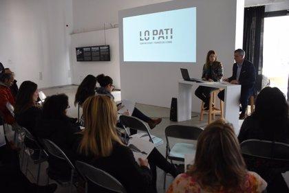 Lo Pati aposta per l'art contemporani com a teràpia inclusiva per arribar a nous col·lectius