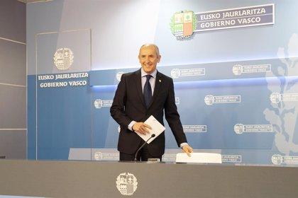 """El Govern basc espera """"un judici just i imparcial"""", i que no s'imposin """"els impulsos polítics"""" als jurídics"""