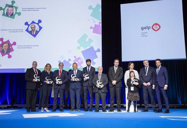 VII Entrega Premios Faconauto