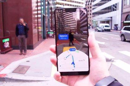 Google Maps lanza la navegación con realidad aumentada, ¿cómo lo veremos ahora?