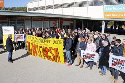"""UAB per la República denuncien l'actitud """"venjativa"""" de l'Estat en el judici de l'1-O"""