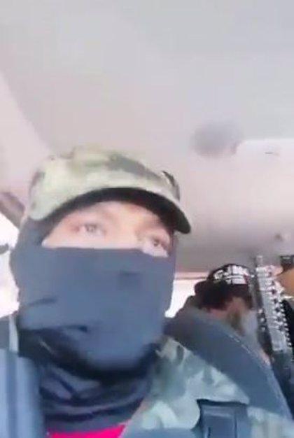 El Cártel Jalisco Nueva Generación publica un vídeo amenazando a los delincuentes de Gustavo A. Madero (México)
