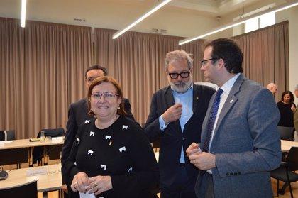 Reactiven una plataforma territorial per exigir inversions en la línia fèrria Lleida-Manresa
