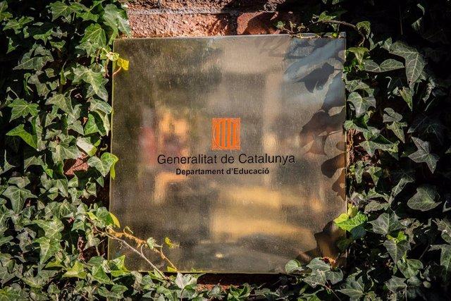 Conselleria d'Ensenyament de la Generalitat de Catalunya a Barcelona