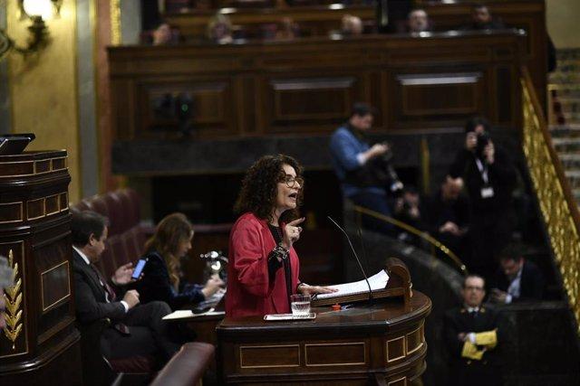 Pleno en el Congreso de los Diputados con debate de enmiendas a la totalidad del